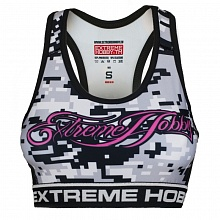 Топ DIGITAL CAMO black, женский