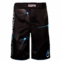 Шорты grappling MT SPORT blue, мужские