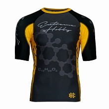 Рашгард RAPID yellow к/р, мужской