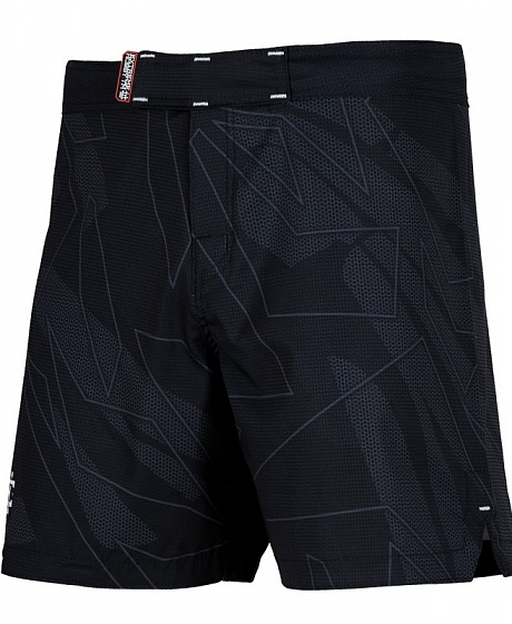 Шорты athletic SHADOW black, мужские