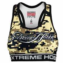 Топ DIGITAL CAMO sandy, женский